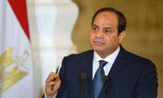 الرئيس السيسى يصدق على قانون البنك المركزى والجهاز المصرفى
