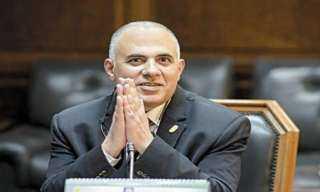 وزير الرى: مصر تشهد عمليات تطوير ومشروعات تنمية لم تحدث منذ محمد على