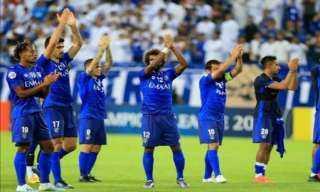 الهلال السعودي يواجه شباب أهلي دبي بدوري أبطال آسيا