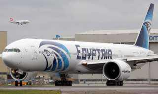 مصر للطيران تسير 19 رحلة دولية اليوم تقل 1500 راكب
