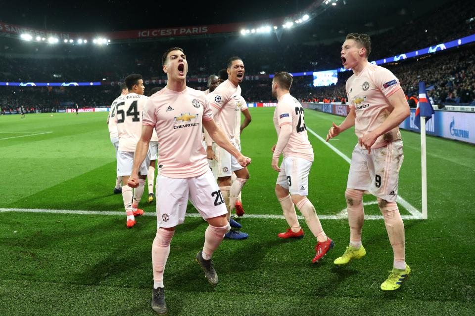 مانشستر يونايتد مباشر | مشاهدة مباراة باريس سان جيرمان ...